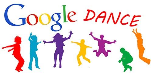 رقص گوگل
