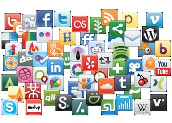 تاثیر فعالیت شبکه های اجتماعی برای سئو سایت